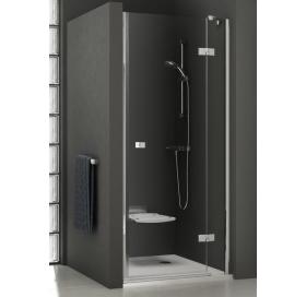 Душевые двери Ravak SMARTLINE SMSD 2 - 120 A-L Transparent, безопасное стекло, хром, 0SLGAA00Z1