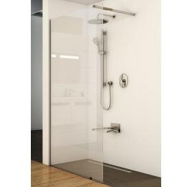 Душевая штора Ravak WALK-IN WALL - 120x90, безопасное стекло, Walk-In-wall-120x90