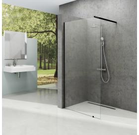 Неподвижная стенка Ravak Walk-IN Wall-100, черный безопасное стекло, GW9WA0300Z1