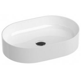 Умывальник Ravak Ceramic Slim O 550, XJX01155001