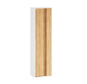 Пенал Ravak Step SB-430 Белый/Дуб X000001419