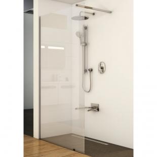 Неподвижная стенка Ravak Walk-IN Wall-110, безопасное стекло, GW9WD0C00Z1