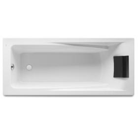 Ванна акриловая Roca Hall 170x75, с ножками и подголовником, A248162000