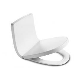 Сиденье для унитаза Roca KHROMA, duroplast, soft-close, белое