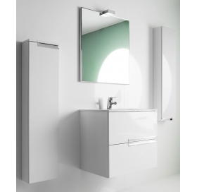 Зеркало Roca VICTORIA 60x60 см, белый глянец