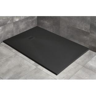 Душевой поддон RADAWAY Kyntos F Black, 90x80, HKF9080-54