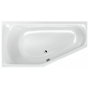 Ванна акриловая RADAWAY NOELIA 165x90L (WA1-49-165x090L) + ножки (NWE-68)