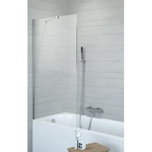 Шторка для ванны RADAWAY Classic PNJ 80, 211080-001