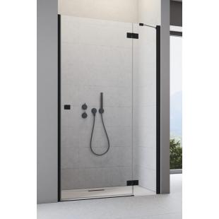 Душевая дверь RADAWAY Essenza New Black DWJ 120, правая 385016-54-01R