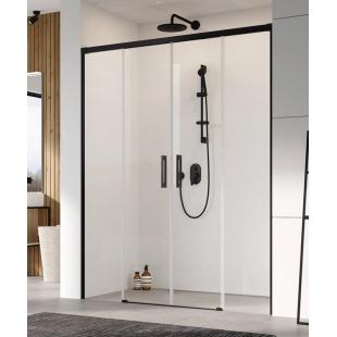 Душевая дверь RADAWAY Idea Black DWD 140, 387124-54-01