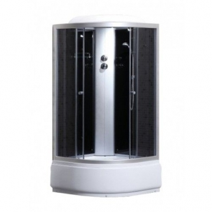 Гидробокс SANSA 80x80, глубокий поддон, 9900A