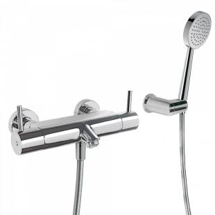 Термостат для ванны с гарнитуром Tesmostatic Loft-Tres, 09097401