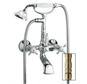 Смеситель для ванны душевым гарнитуром TRES Retro-Tres, 5241700161