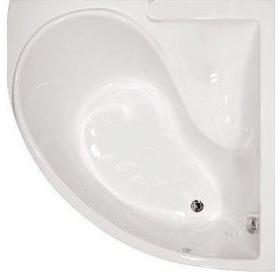 Ванна Triton Синди 1250х1250х640 симметричная (ванна+каркас+лицевой экран+слив-перелив)