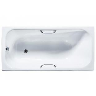 Ванна чугунная прямоугольная  Универсал «Ностальжи» 150x70 с ручками и ножками