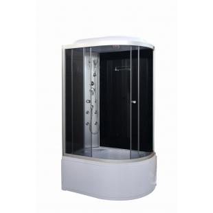Гидробокс без электроники 1200*800*2200 мм, Левосторонний, VE120x80L