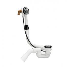 Сифон для ванны VIEGA SIMPLEX, с подачей воды через узел перелива