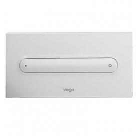 Кнопка сливная VIEGA Visign 11, белый alpin