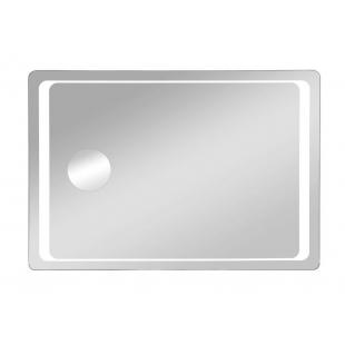 Зеркало AQUA RODOS Омега 100 см с LED подсветкой и линзой, АР0002500