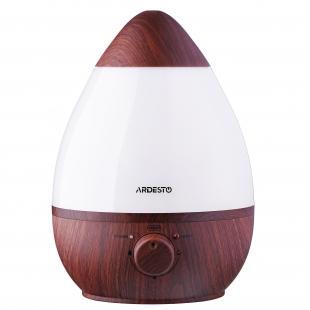 Ультразвуковой увлажнитель воздуха Ardesto USHBFX1-2300-DARK-WOOD