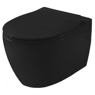 Унитаз подвесной Devit Acqua New безободковый с сиденьем Soft Close Quick-Fix дюропласт 3020155B