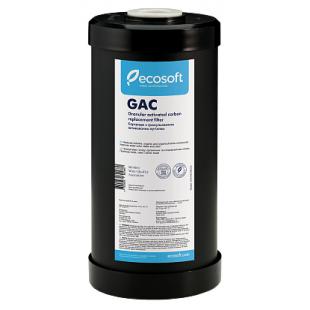 """Картридж с гранулированным активированным углем Ecosoft 4,5""""х10"""", CHV4510ECO"""