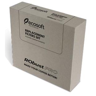 Комплект картриджей 1-2-3-4 Ecosoft для фильтра RObust PRO, CHVROBUSTPRO