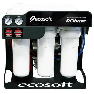 Фильтр обратного осмоса Ecosoft RObust 1000, ROBUST1000