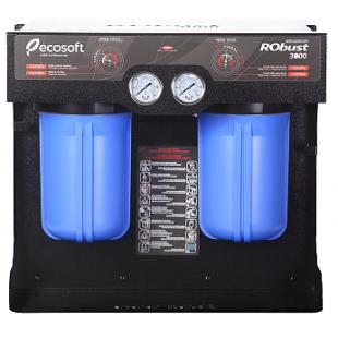 Фильтр обратного осмоса Ecosoft RObust 3000, ROBUST3000