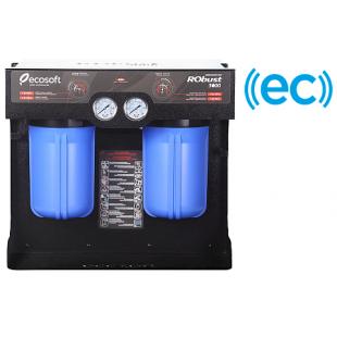 Фильтр обратного осмоса Ecosoft RObust 3000 ECONNECT, ROBUST3000EC