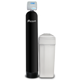 Фильтр обезжелезивания и умягчения воды Ecosoft с ECOMIX А, FK1252CEMIXA