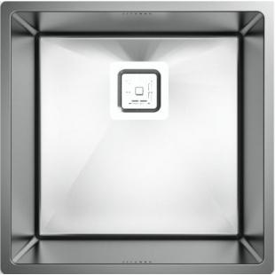 Кухонная мойка Fabiano Quadro 44 R10 S/Steel
