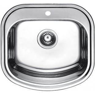 Кухонная мойка Fabiano 49x47 Microdecor