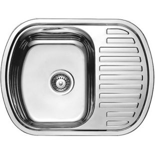 Кухонная мойка Fabiano 63x49 Satin