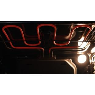 Электрический духовой шкаф Fabiano FBO 21 Inox