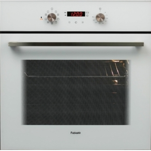 Электрический духовой шкаф Fabiano FBO 24 Lux White