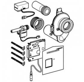 Geberit HyTronic, комплект привода смыва для писсуара скрытого распознавания 116.010.00.1