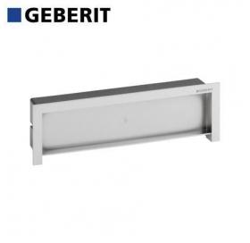 Декоративная накладка для душевого элемента Geberit, комплект под плитку с рамкой