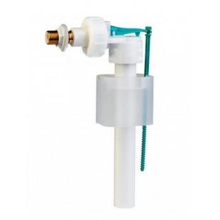 """Впускной клапан Geberit Type 333 подвод воды сбоку 3/8"""" нипель из латуни 136.723.00.3"""