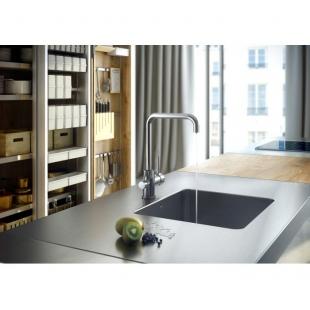 Смеситель для кухонной раковины c подключением к фильтрованной воде GENEBRE Tau-Osmos, 65702 18 45 6