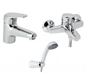 Набор смесителей для ванны без штанги GENEBRE Ge2, 03GE2-bath