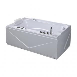 Ванна IRIS TLP-679 прямоугольная с гидро и аэромассажем 170*90*67 см