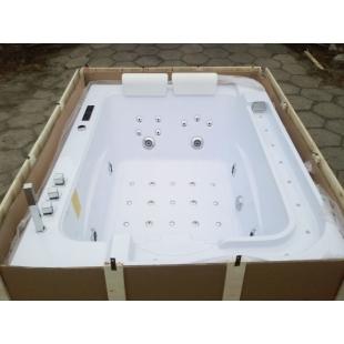 Ванна IRIS TLP-680 прямоугольная с гидро и аэромассажем 170*120*67 см