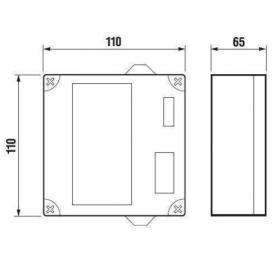 Трансформатор для писсуара Jika DOMINO / GOLEM, H8950710000001