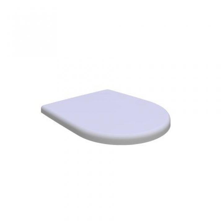 Сиденье с крышкой MIO для унитазов Jika MIO, Duroplast, Slow-close, H8927123000001
