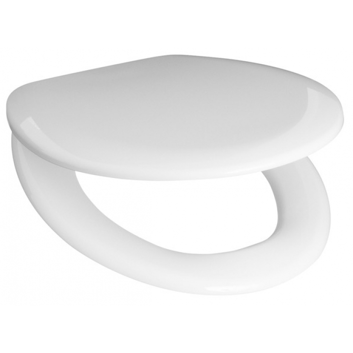 Сиденье для унитаза Jika ZETA, термопласт, H8932710000001