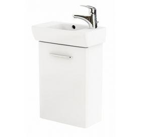 Комплект Kolo Nova Pro умывальник 45 см + шкафчик белый глянец, M39003000