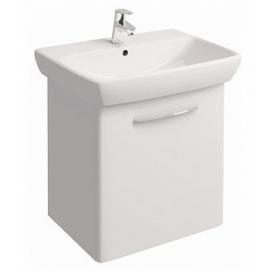 Комплект Kolo Nova Pro умывальник 65 см + шкафчик белый глянец, M39025000