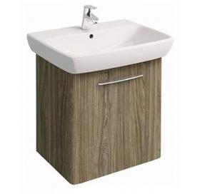 Комплект Kolo Nova Pro умывальник 65 см + шкафчик серый ясень, M39027000
