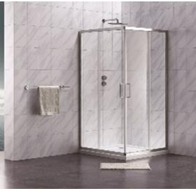 Душевая кабина Koller Pool квадратная 90*90*190 см, стекло прозрачное, S90SC